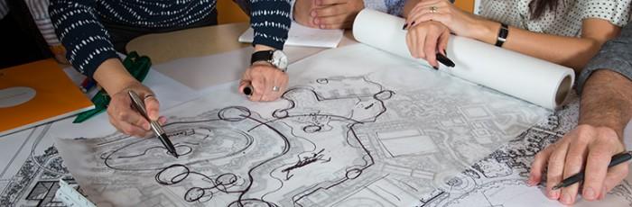 景观建筑工作室