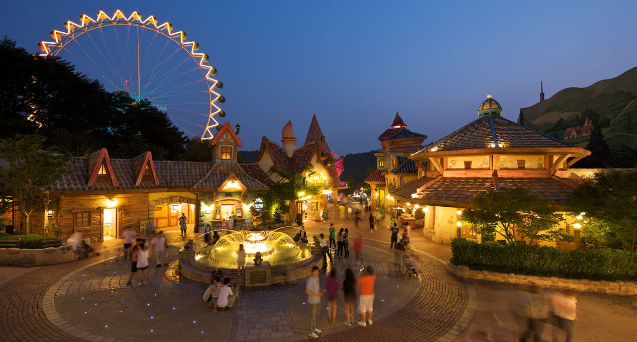 Photo of Parque Temático de Everland
