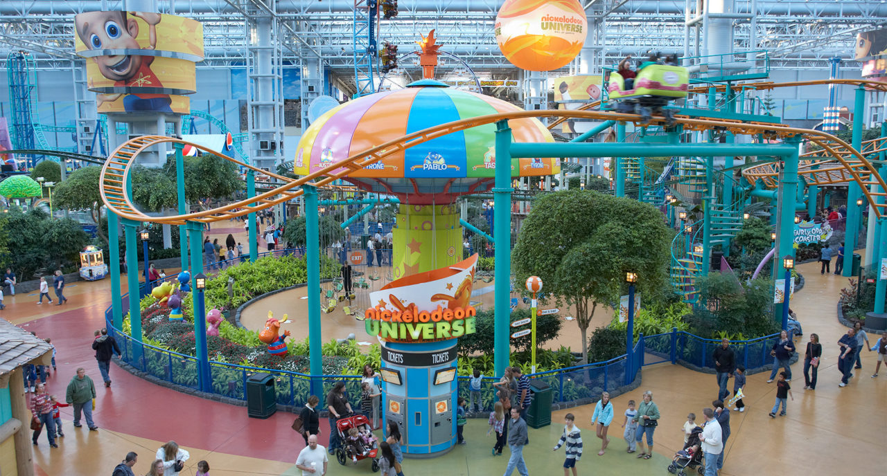 Photo of Nickelodeon Universe