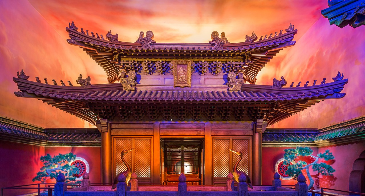 Photo of Wanda Movie Park – Hubei in the Air Fly Theatre
