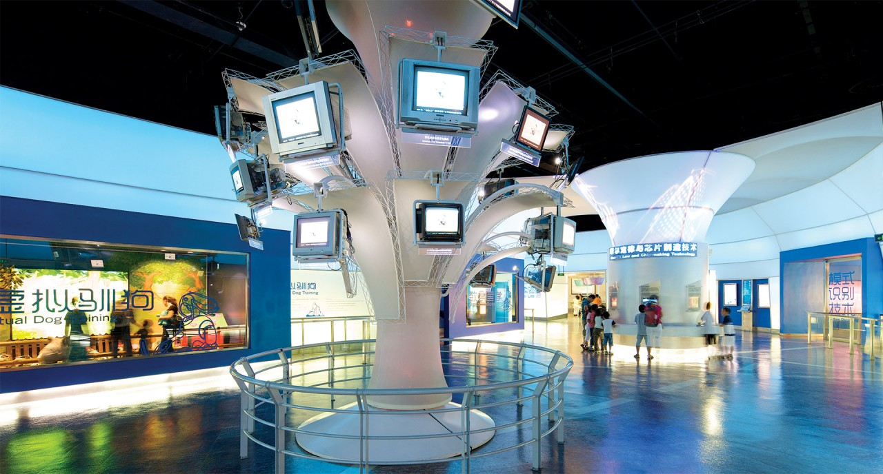 Photo of Shanghai Science and Technology Museum