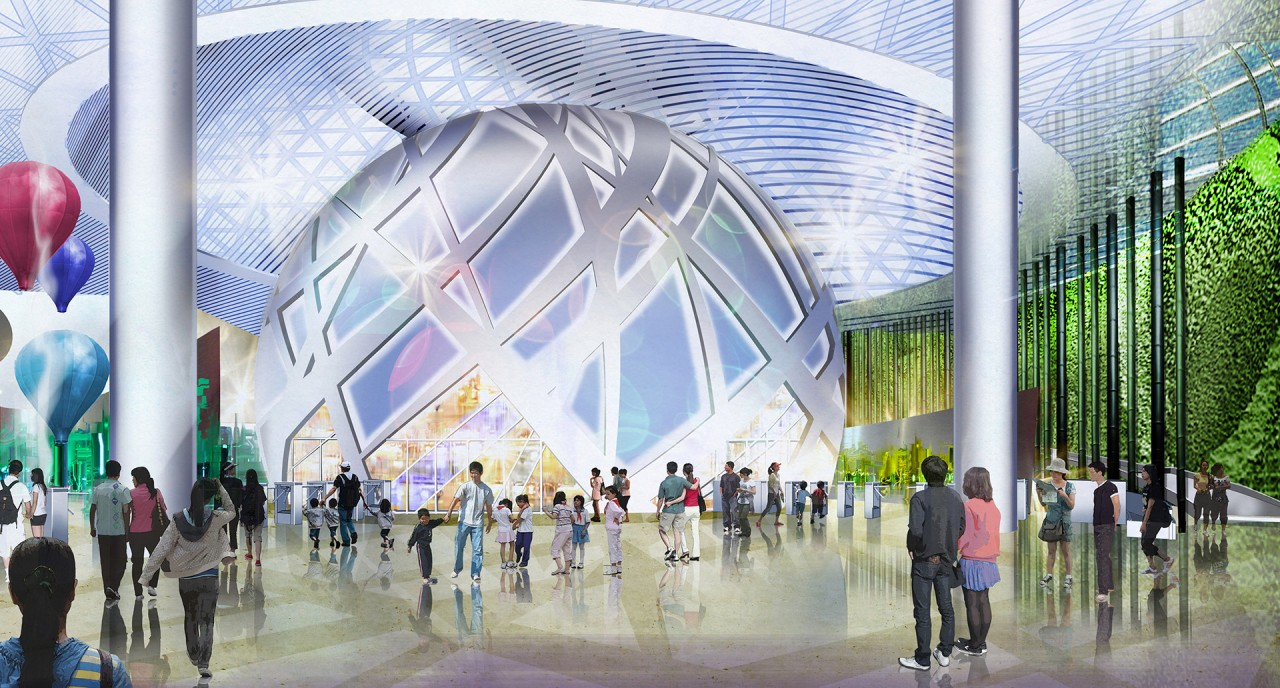 Photo of Tianjin Science Discovery Centre & Planetarium