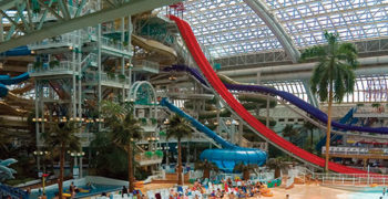 West Edmonton Mall, World Water Park
