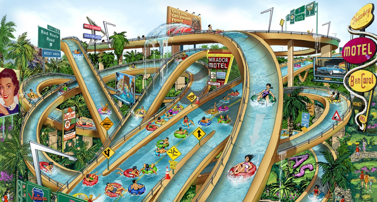 Photo of Lotte World Kimhae Water Park