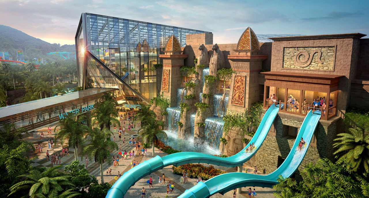 Photo of Chimelong Water Park Expansion