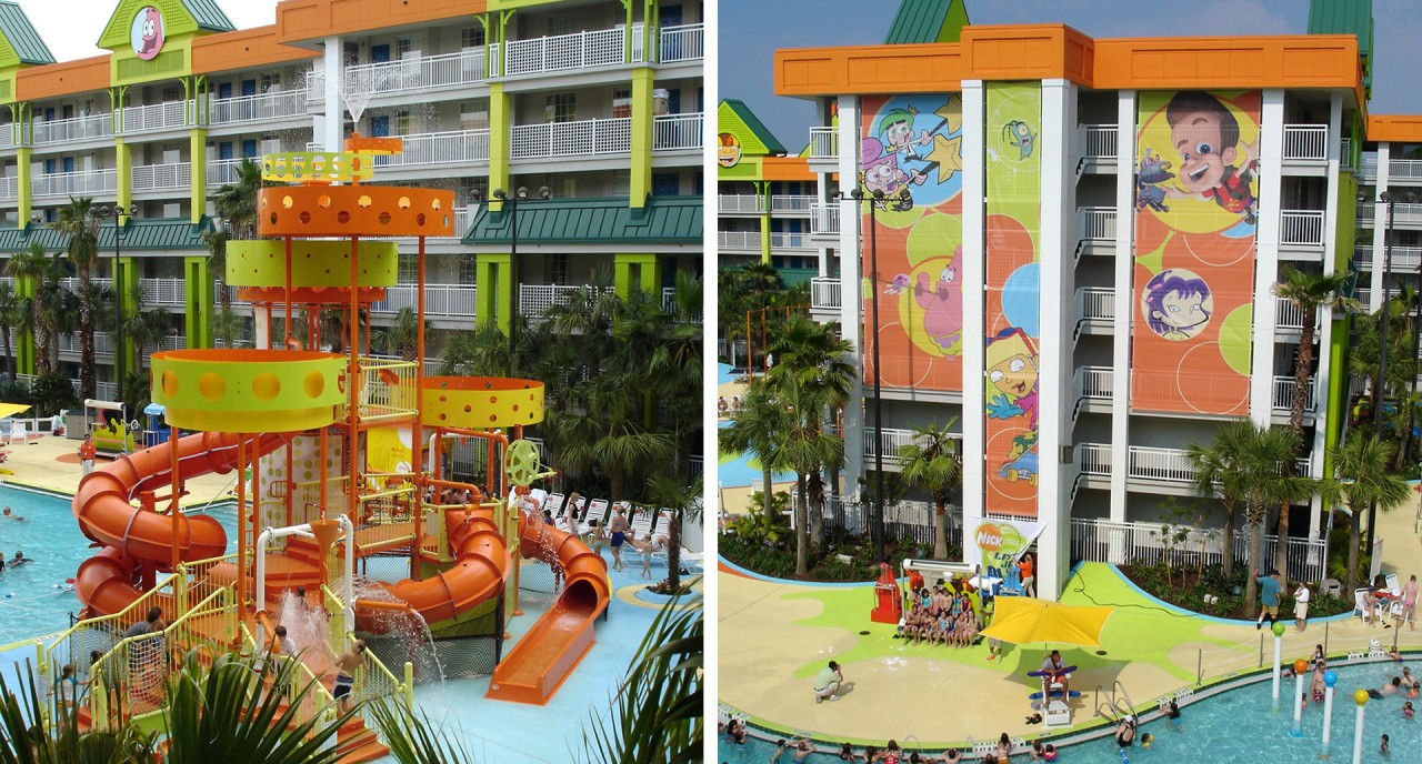 Photo of Nickelodeon Family Suites Resort Water Park