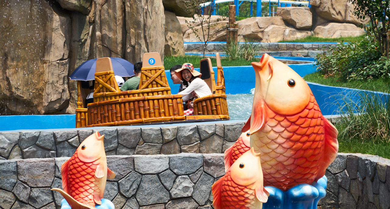 Photo of Wanda Nanchang Outdoor Theme Park
