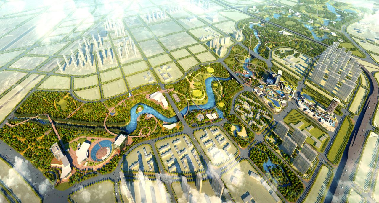 Photo of OCT Zhengzhou Jinshuihe Project