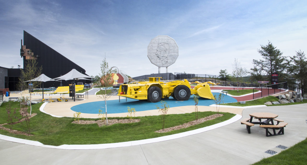 Photo of Dynamic Earth Science Park
