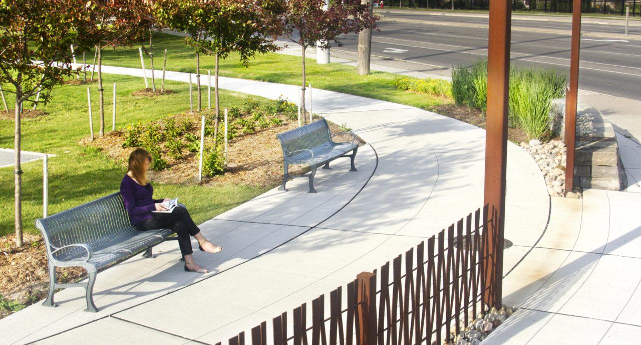 Photo of Clarkson Village Gateway