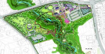 Toronto Botanical Garden and Edwards Gardens