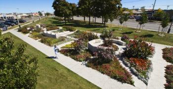Downsview Memorial Parkette