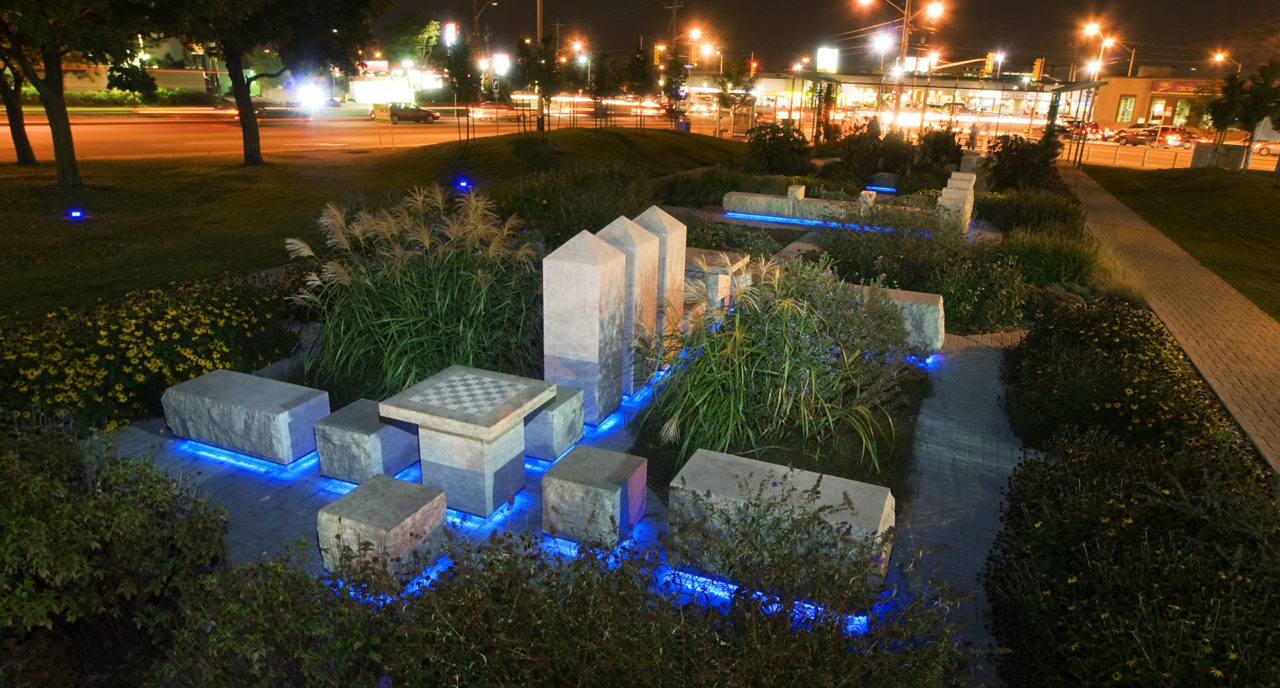 Photo of Downsview Memorial Parkette