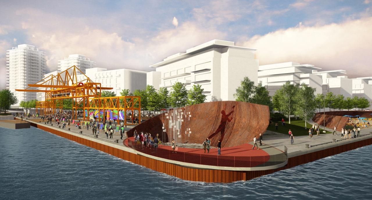 Photo of Pier 8