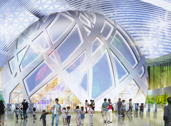 The Theme Park of the Future: How Current Design Innovations Inform Provocative Predictions