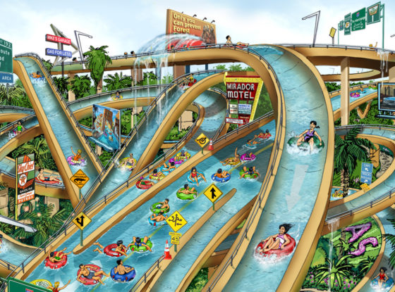 水上公园如何通过设计超越预期 – 第1部分