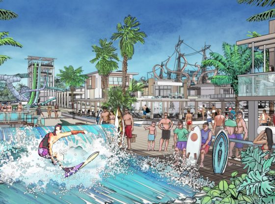 FORREC + SURF PARK CENTRAL | The Rise of Surf Parks in Experiential Design – PART I